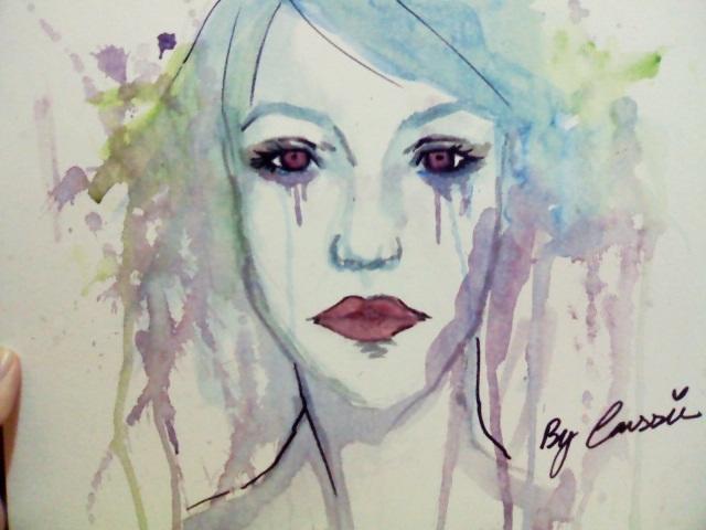 Sadness by CassieLojingau