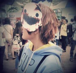 Mad!Cry - Cryaotic cosplay by MurMoruno