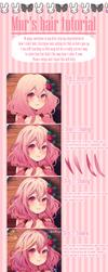Mur's hair tutorial by MurMoruno