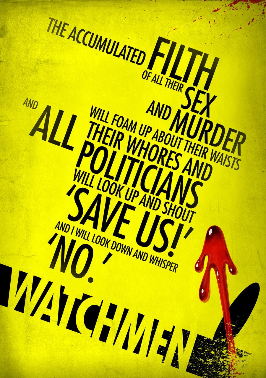 Watchmen Quote