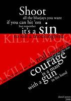 To Kill a Mockingbird by elcrazy