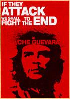 Che Guevara by elcrazy