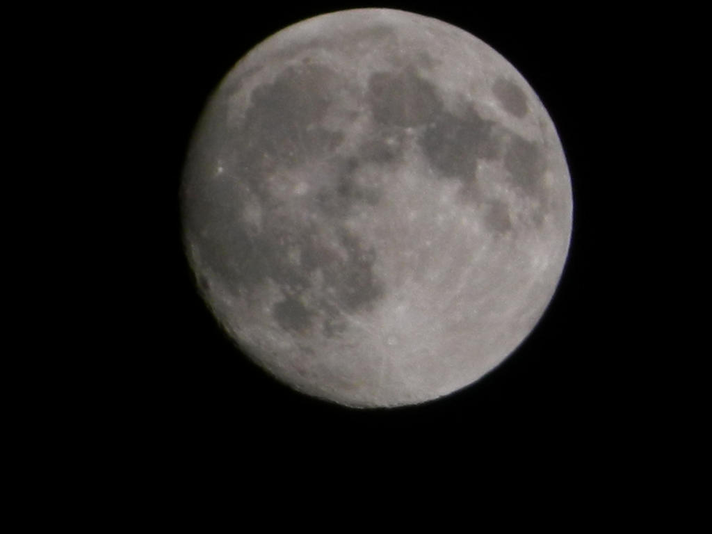 Like Look Moon Tonight