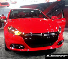A Photo from the 2012 NYIAS - The 2013 Dodge Dart by N-Studios-2