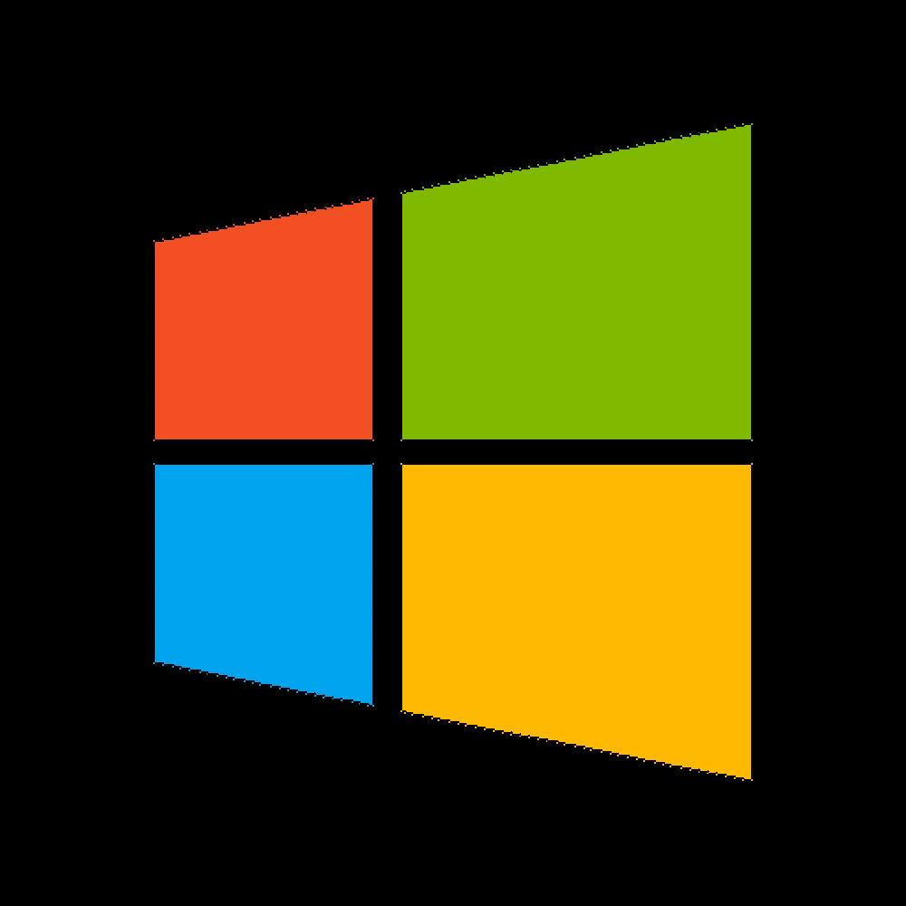 Microsoft + Windows 8 Logo by N-Studios-2