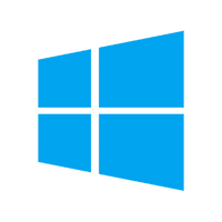 Official Windows 8 Logo