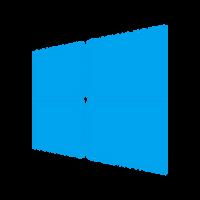 Official Windows 8 Logo by N-Studios-2