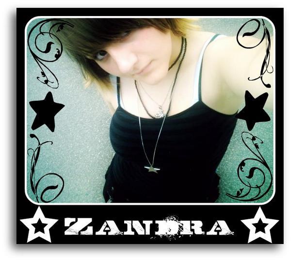 Zandra short hair by XxThe-ZandraxX
