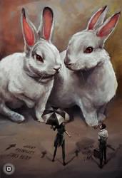 The Bunnies by Du1l
