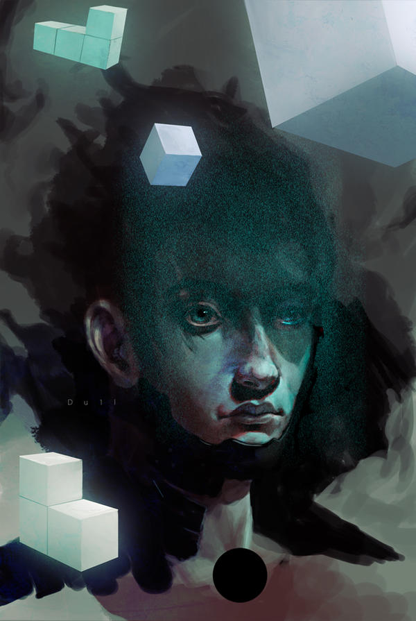 Tetris Goth by Du1l