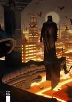 The Bat by Du1l