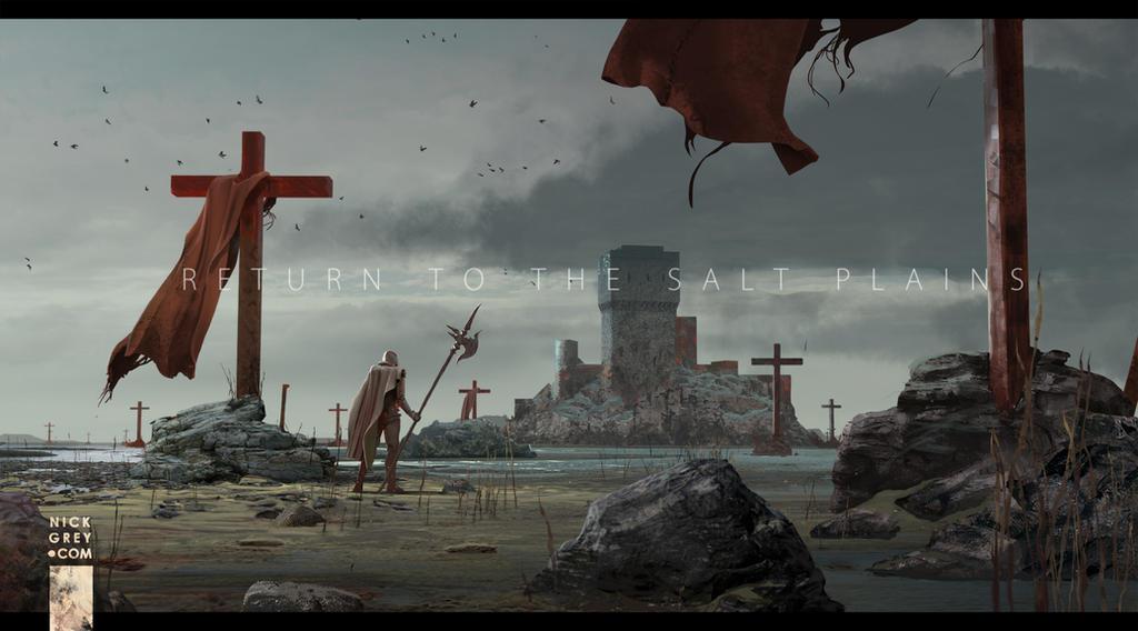 Return to the Salt Plains by Du1l