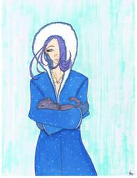 Shiruken my snow baby by renky