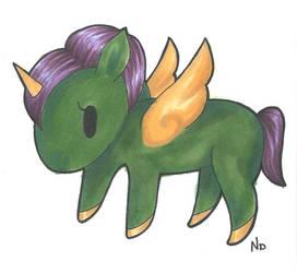 Unicorn by renky