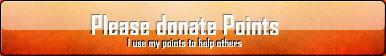 Please donate points