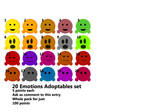 Emotes collection 3