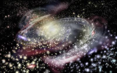 Galaxy by UJz