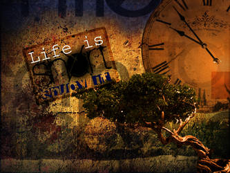 Life is Short.... by UJz
