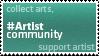 Artist Communiy by UJz