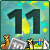 DeviantART 11th B'day Avatar by UJz