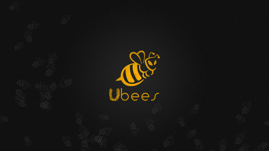 Ubees Logo Design by UJz