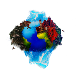 3D Earth by UJz