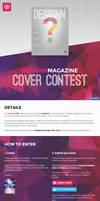 Designn Magazine Contest (Custom Journal Skin) by UJz