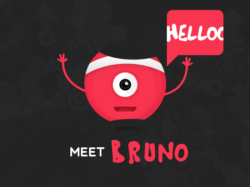 Meet Bruno by UJz