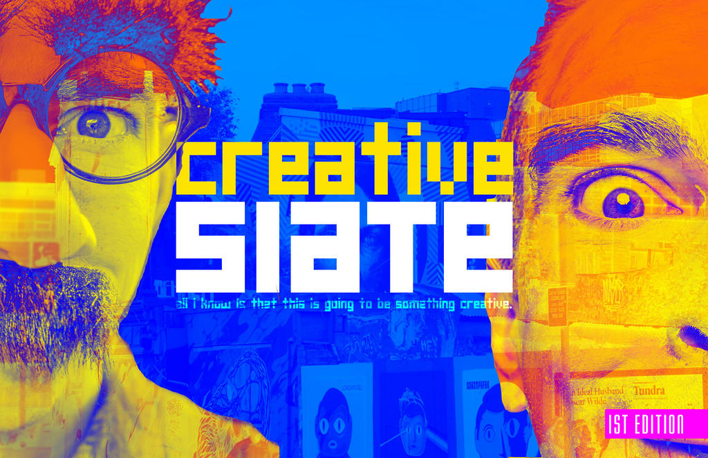 Creative Slate by UJz