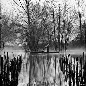 The Old Boatman