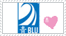 Blu yaoi manga stamp by EmotionlessBlue