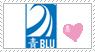 Blu yaoi manga stamp by EmotionlessBlue