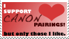 CANON pairings Stamp ver2 by Wamp-crasH