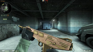 CS GO Skin | Mag-7 | Copper and Brass