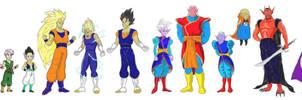 Dragon Ball - Saga 7 - Majin Boo