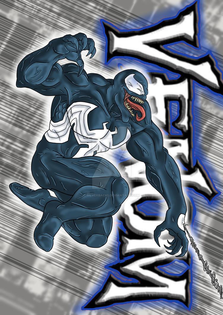 Venom by Silverback1