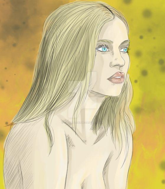 Beauty Burns by Silverback1