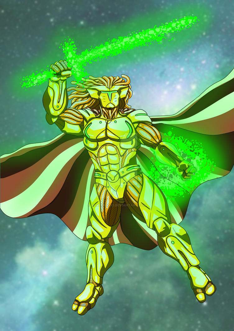 Galante Leo'mhann by Silverback1