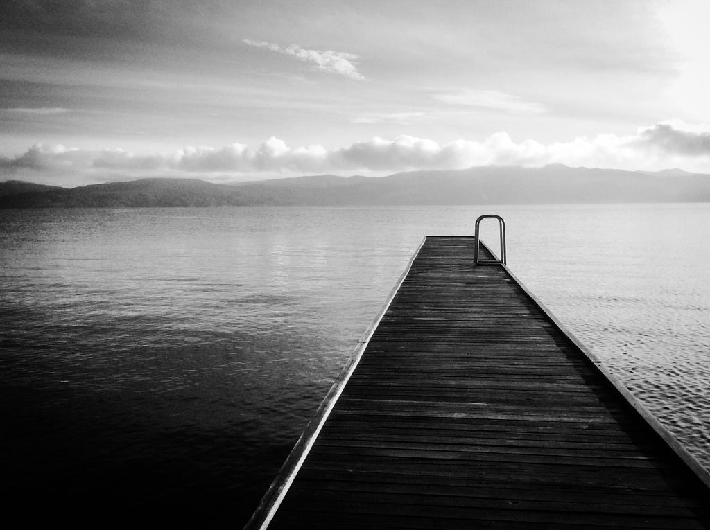 Morning in Matano by aNdicTed