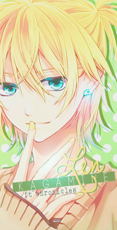 Avatar Len Kagamine by KokoDesigns