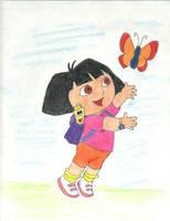 Dora the Explorer by funygirl38