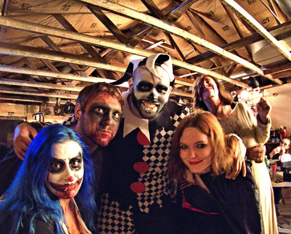 Haunted barn group by funygirl38