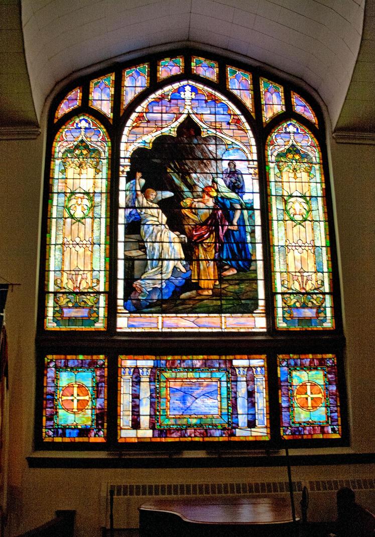Methodist Church Main Window by funygirl38