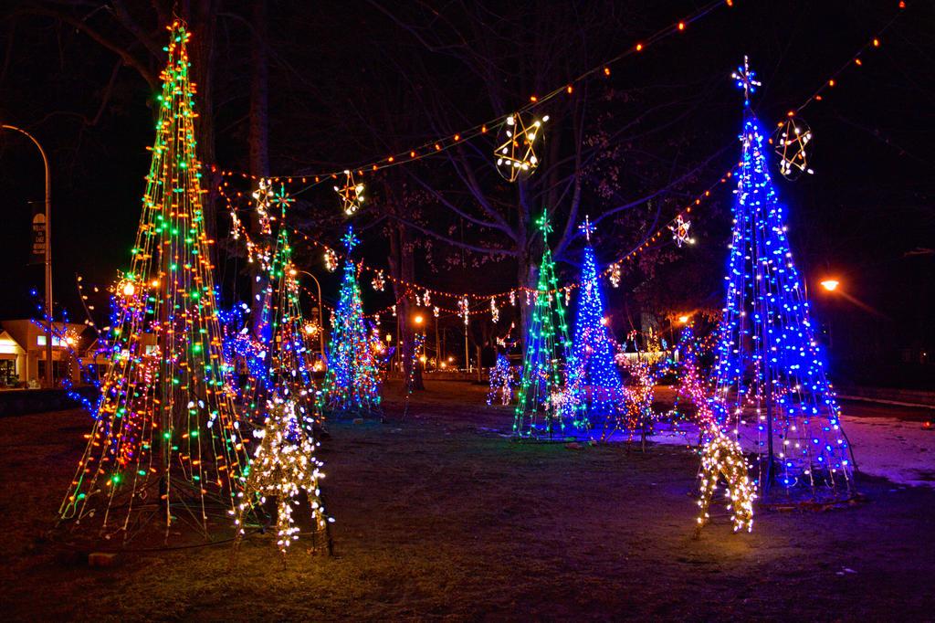 Lake George Lights 1 by funygirl38