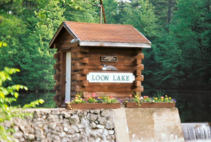 Loon Lake by funygirl38
