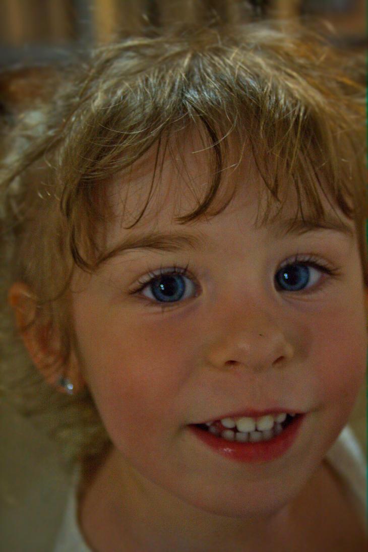 My Granddaughter by funygirl38