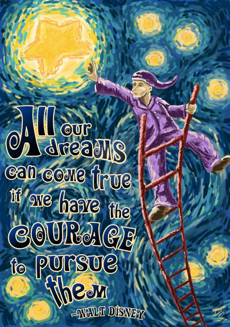Courage by TheEmeraldNinja