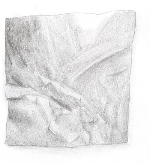 Wrinkled Paper by talonsofchaos