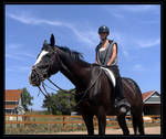 Horse and Rider :3