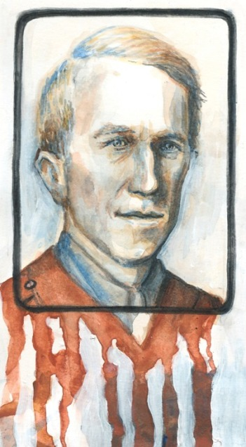 T. E. Lawrence by Howleglass